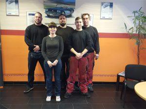 Ihr Team - Autowerkstatt Berlin Reinickendorf