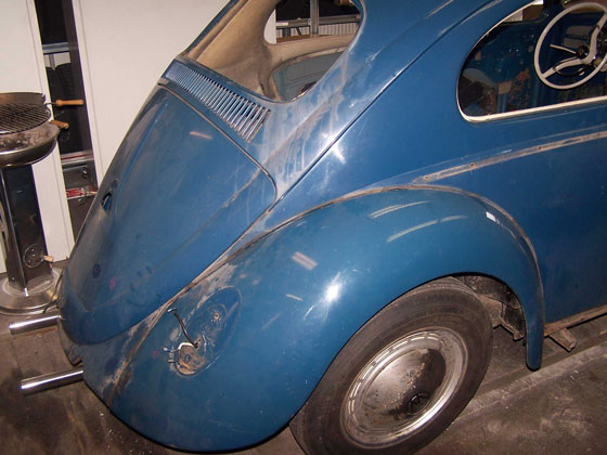 VW Kaefer Restauration