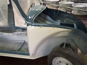 VW Kaefer Restauration