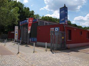 Werkstatt aussen - Autowerkstatt Berlin Reinickendorf